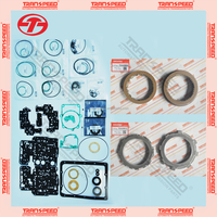 03-72LE automatic transmission Rebuild kit T04400C with NAK seals for MITSUBISHI.