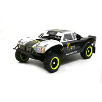 1/5 29cc gas power RC Truck 30 degrees north dtt