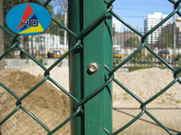 Strong Support Chain Link Mesh Fence