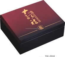 Customized Painted/Polished/Carved Wooden Box for gifts