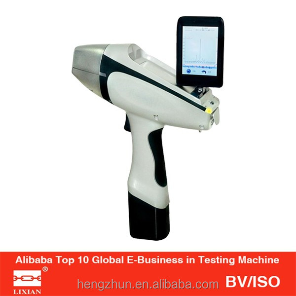 Handheld Xrf Analyzer Mineral Analyzer