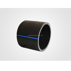 PE100 HDPE pipe polyethylene pipe, PN10 PN 16 black HDPE water plastic pipes