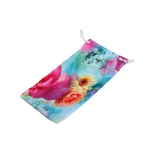 Eco-friendly reading bag, Top design lowest price 100% Nepal wool felt glasses bag