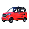 High Quality 4 Wheel Electric Car with Air Cconditioning