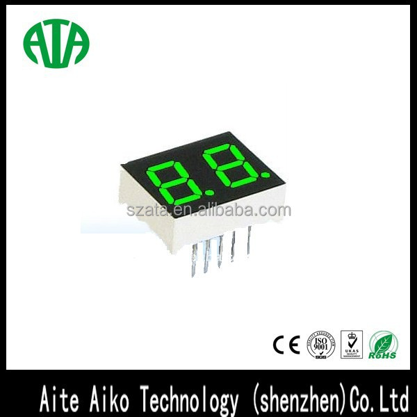factory price two digits countdown timer display