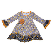Hot Sale Yawoo new patterns fashion baby 1 year old party dress girls dresses