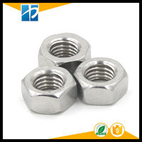 Left Hand and right hand Thread Hex Nuts M10 SS304