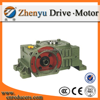 Durable low noise miniature worm gearbox for petrochemical industry mini gear reducer