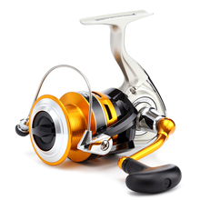 Spinning Fishing Reel 2017 new 2000/4000A 4 Ball Bearing Pre-Loading Spinning reel