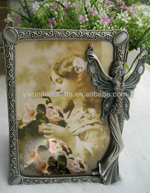 Fairy Butterfly Shabby Chic Photo/Picture Frames