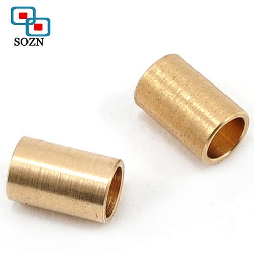 Custom precise metal Long Brass Bronze Bushin