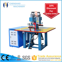 pvc membranes structure high frequency welding machine