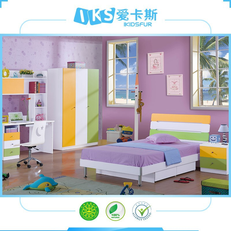 Melamine Iks Cheap Kids Beds With MattressChildren Beds
