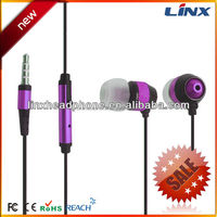 fashion cheap earphones for netbook