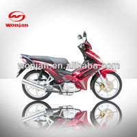 TOP quality 2013 newest style cheapest price of motorbike (WJ110-VI)