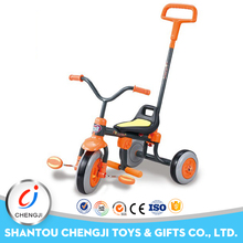 Newest plastic kids ride on car baby tricycle china