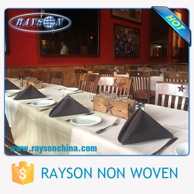 China Manufactured Underlay Use Heat Resistant Triangle Table Cloth