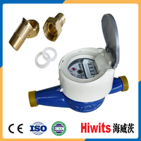 Cheap Price Modbus Remote Reading Smart Digital Small Water Flow Meter