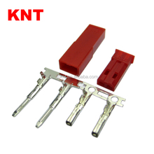 KNT JST/BEC Connector Set Tin Plated Terminals Male Female Battery Connector Car Buggy Truck Plane
