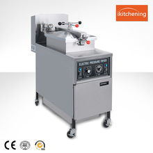 High Quality industrial Broasted Electric Pressure Fryer / deep fried chicken machine without oil filter