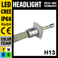 H13 9006 LED Headlight Replacement Bulbs Low Cost Hid Headlights Hid Headlight Bulb Kits