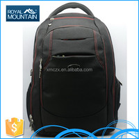 New design 2016 small trolley backpack laptop with low price