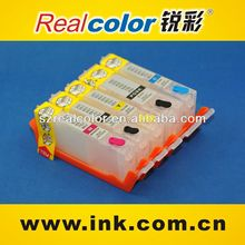 High quality refill ink cartridge for Canon ip7270 PGI-750/751 with chip made in china