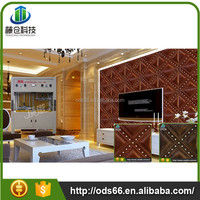 soft board pictures decorated /wall covering leather equipment
