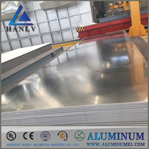 4mm 5052-h18 insulating panel flat aluminum plate/ sheet