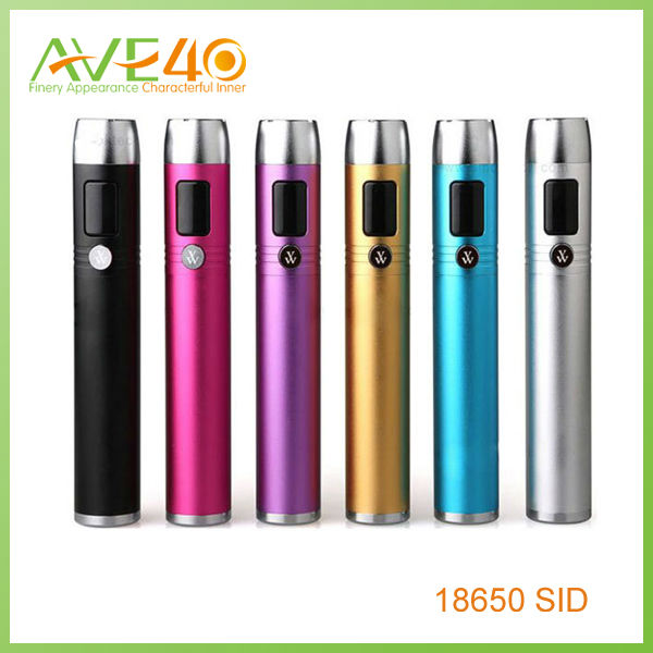 new product Best selling and high quality SID VV MOD 18650
