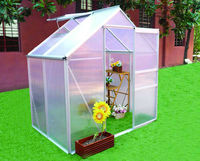 6x4ft sinolily hobby green house for garden