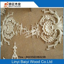 decorative carved wood onlays overlays