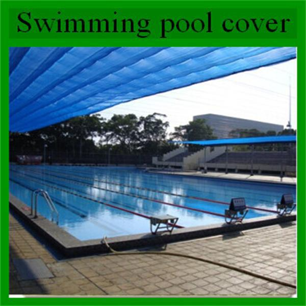 Hot-promotion HDPE dark green Sun Shade Net for agriculture protection & swimming pool canopy