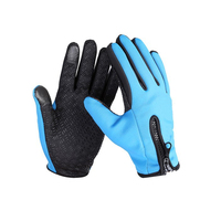 Sensitive touch screen gloves leather gloves