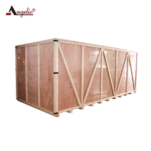 Heavy industrial Large-scale plywood crates wooden storage box wooden packaging box