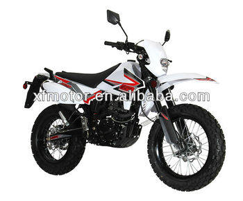 200cc off road dirt bike
