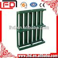 High strength Logistic steel wire pallet stacking container
