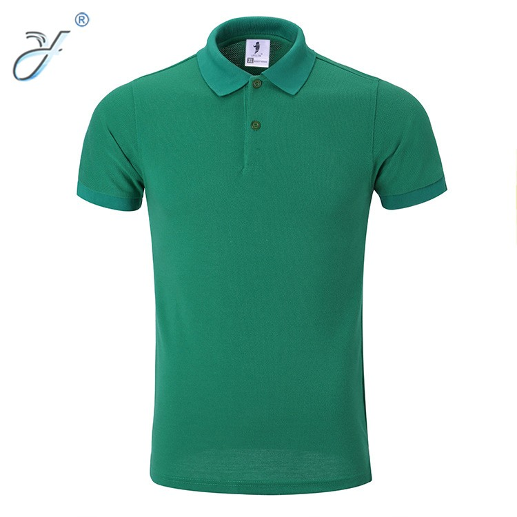 Wholesale plain t shirts men 39 s short sleeve polo shirts Wholesale polo t shirts