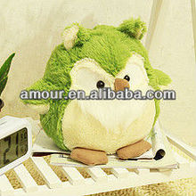 stuffed cute green owl soft baby toy owl for sale best made cute stuffed animal toys