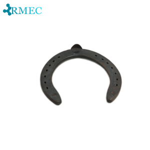 2018 new products drop forged steel die forging low carbon steel aluminum horseshoes for sale
