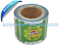 Plastic Twist Film Candy Wrapper