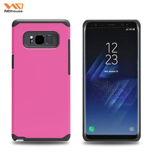 Cute dot view case for samsung galaxy note 8 case