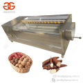 Best Price Brush Type Carrot Cleaning Potato Washing And Peeling Machine Electric Potato Peeler