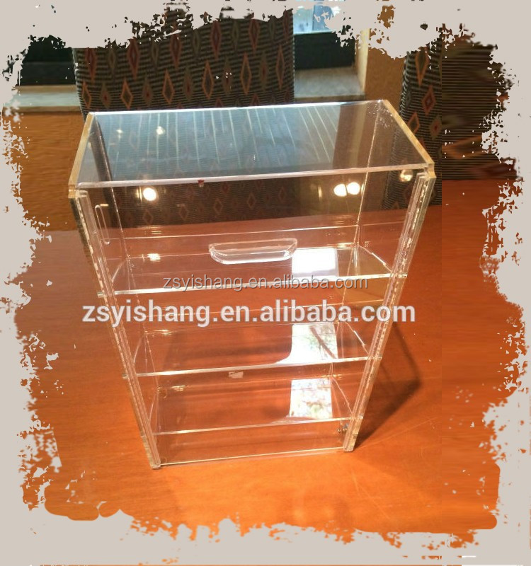 Acrylic read bakery/cake/donuts/cupcake display stand