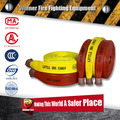 Small diameter 1 inch fire resistant hose with rubber material