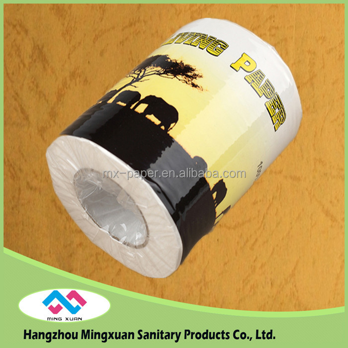 Hot China Products Wholesale Toilet Tissue Paper Factory,Recycled Toilet Paper