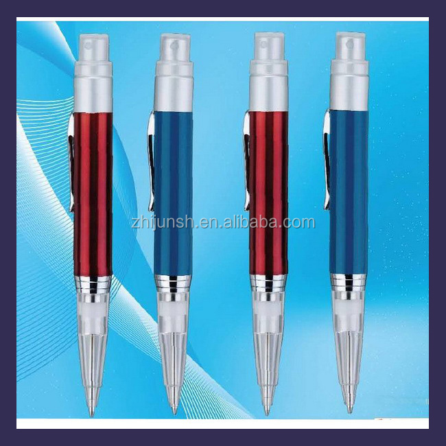 atomizer bottle pen can write