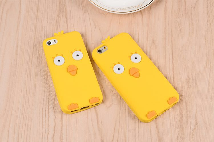 Hot sale cartoon character cell phone case for iphone 6 6s plus