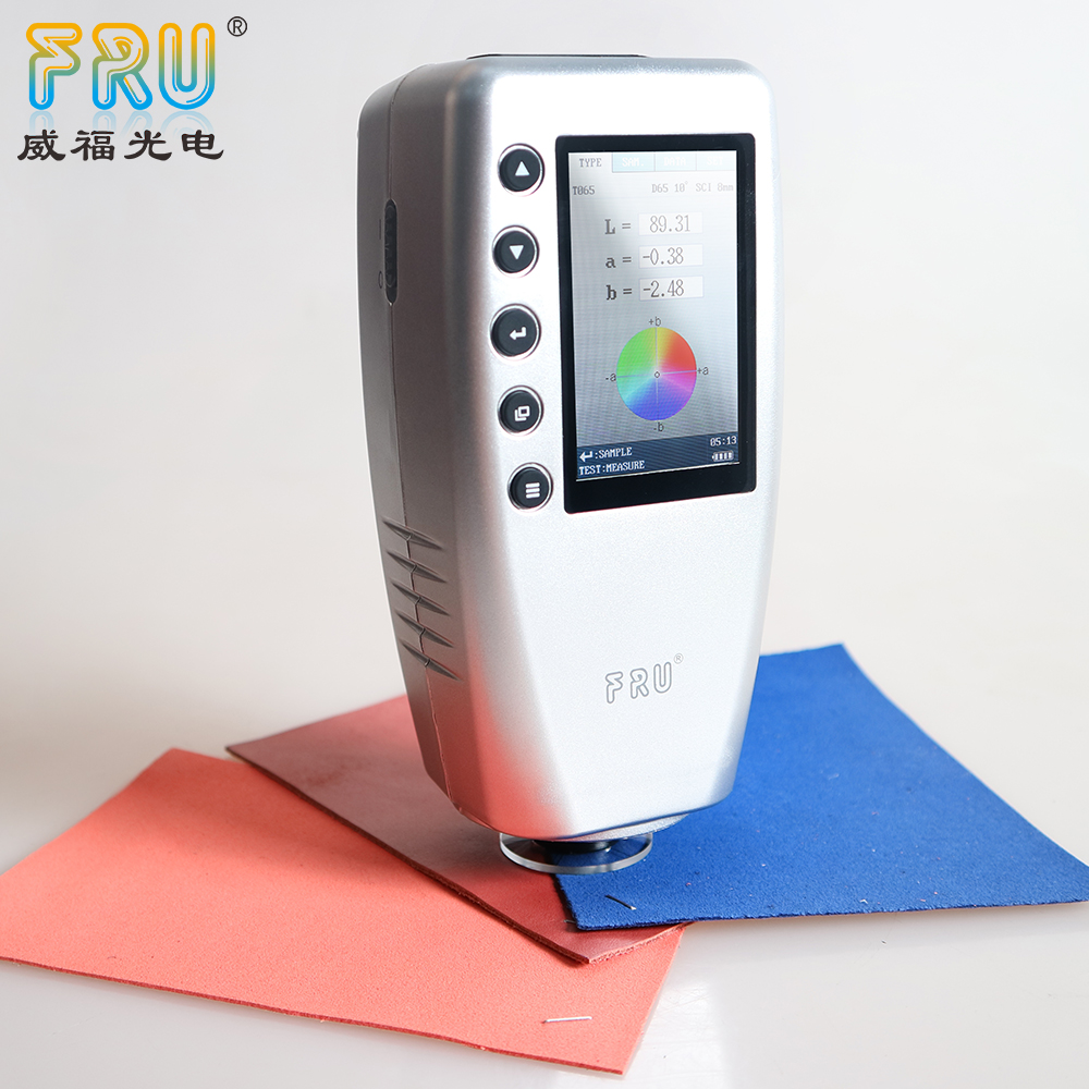 FRU Portable Colorimeter WR10 for colors difference <strong>measurement</strong>