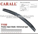 Auto Accessory Car Aceessory Frame wiper blade Frame wiper blade universal type T150(ISO9001:2008)